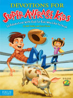 Devotions for Super Average Kids 2