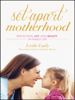 Set-Apart Motherhood