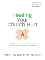 Healing Your Church Hurt