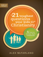 The 21 Toughest Questions Your Kids Will Ask about Christianity