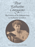 Dear Katharine Courageous [annotated]