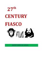 27th Century Fiasco