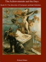 Book IV. The Diversity of European Spiritual Histories