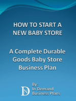 How To Start A New Baby Store