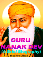 Guru Nanak Dev (A Brief Biography)