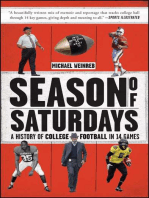 Season of Saturdays