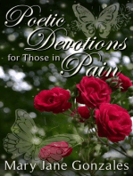 Poetic Devotions for Those In Pain