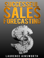 Successful Sales Forecasting