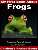 My First Book about Frogs