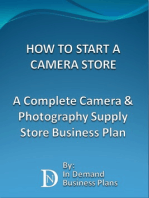 How To Start A Camera Store