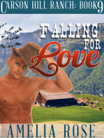 Falling For Love (Carson Hill Ranch