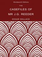 The Casefiles of Mr J. G. Reeder