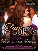 A Traitorous Heart (The Reluctant Lords, #1)