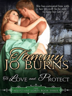 To Love and Protect (The Reluctant Lords, #3)