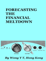 Forecasting the Financial Meltdown