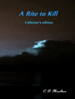 A Rite to Kill Collector's Edition