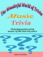 The Wonderful World of Trivia