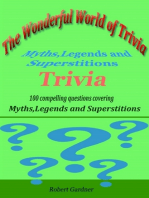 The Wonderful World of Trivia