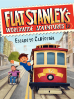 Flat Stanley's Worldwide Adventures #12