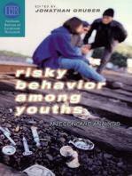 Risky Behavior among Youths