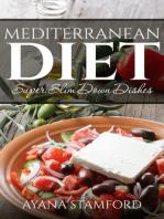 Mediterranean Diet –Super Slim Down Dishes