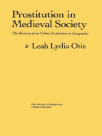 Prostitution in Medieval Society: The History of an Urban Institution in Languedoc