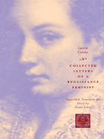 Collected Letters of a Renaissance Feminist