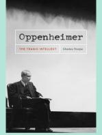 Oppenheimer: The Tragic Intellect