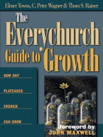 The Everychurch Guide to Growth