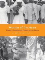 Worries of the Heart
