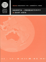 Growth and Productivity in East Asia
