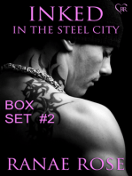 Inked in the Steel City Series Box Set #2