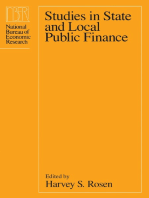Studies in State and Local Public Finance