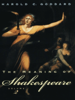 The Meaning of Shakespeare, Volume 2