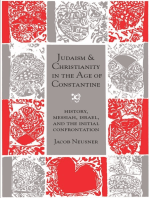 Judaism and Christianity in the Age of Constantine