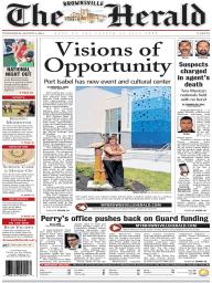 The Brownsville Herald - 08-06-2014