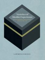 Varieties of Muslim Experience