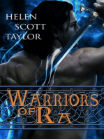 Warriors of Ra (Paranormal Romance Novella)