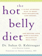 The Hot Belly Diet