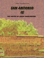 San Antonio Is: The Poetry of Jason VanBlaricom