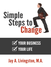 Simple Steps to Change: Your Business, Your Life