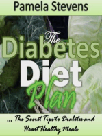 The Diabetes Diet Plan