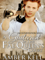 Guitarist in the Fae Queen's Court