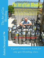 The Art of Gas Blending