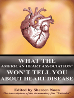 What the American Heart Association Won't Tell You about Heart Disease