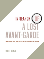 In Search of a Lost Avant-Garde