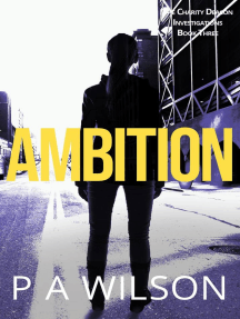 Ambition: The Charity Deacon Investigations, #3