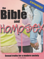 The Bible and Homosex