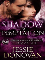 Shadow of Temptation (Asylums for Magical Threats)