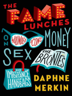 The Fame Lunches